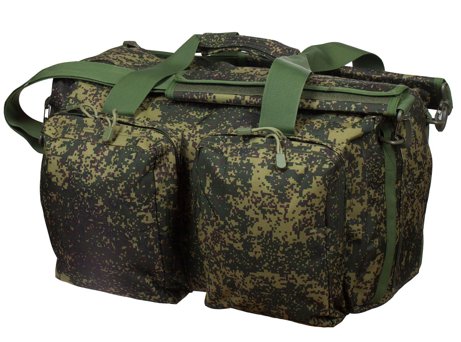 Армейская сумка пиксельная купить в интернет-магазине www.kamukamu.ru