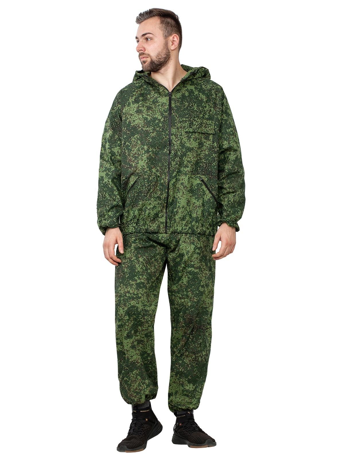 камуфляжный костюм американских войск