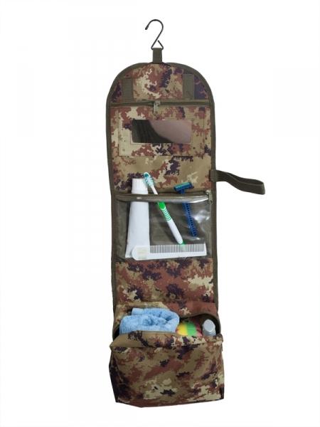 Армейский несессер итальянский камуфляж НАТО купить в интернет-магазине www.kamukamu.ru